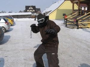 Snowboard Ninja...